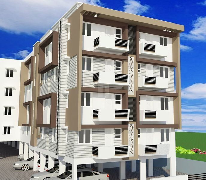 Priyadharshini Aishwaryam - Elevation Photo