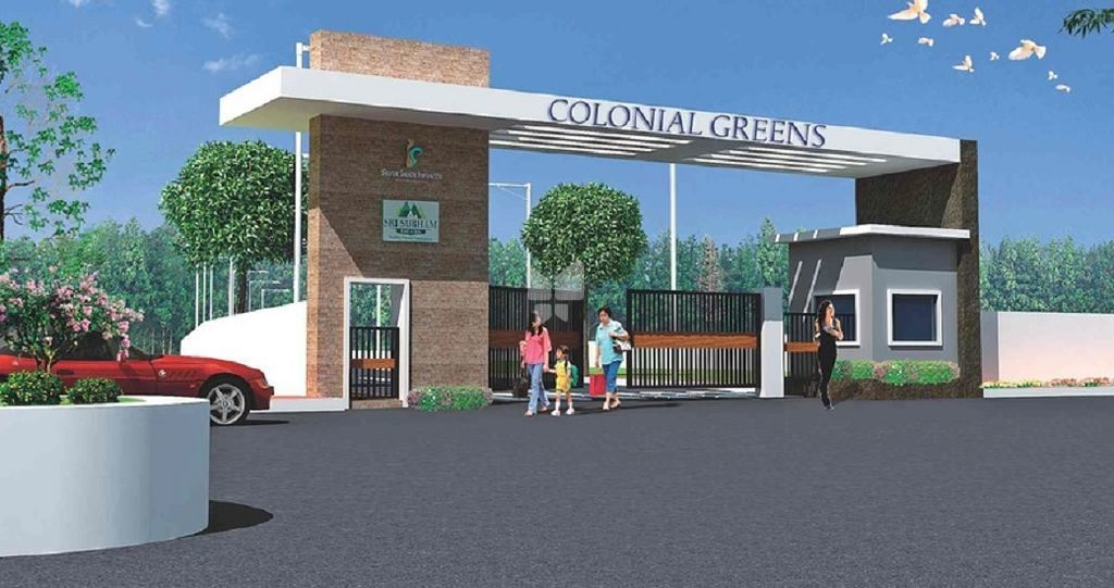 Sri Subhams Colonial Greens - Project Images