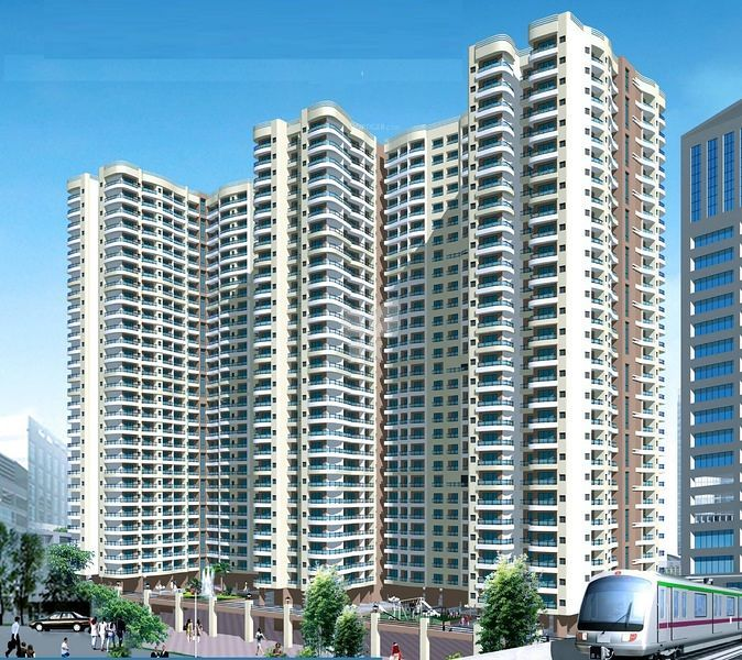 HDIL Metropolis Residences - Project Images