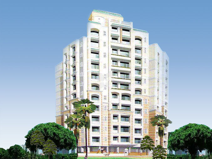 Saki Vihar Apartment - Elevation Photo