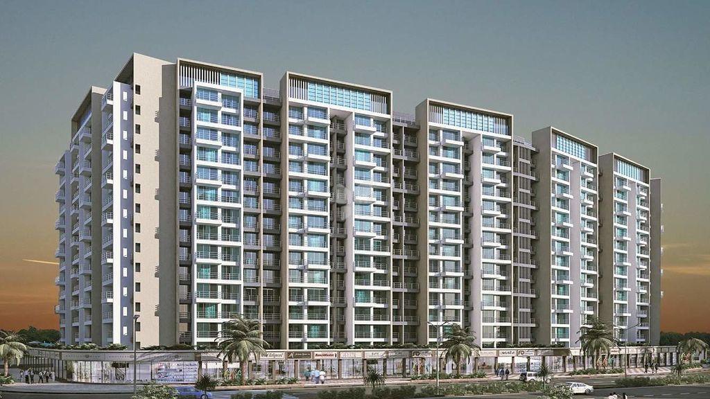 Akshar Silver Crest - Elevation Photo