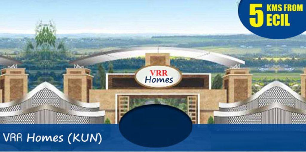 VRR Homes Kundanpally - Elevation Photo
