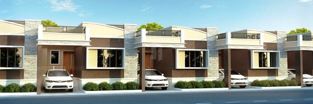 Serene Living Kshetra - Elevation Photo