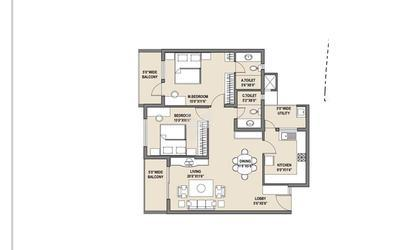 adarsh-palm-retreat-tower-ii-in-off-sarjapur-road-floor-plan-2d-rew