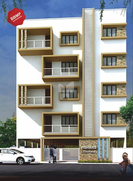 Vishwas Residency - Elevation Photo