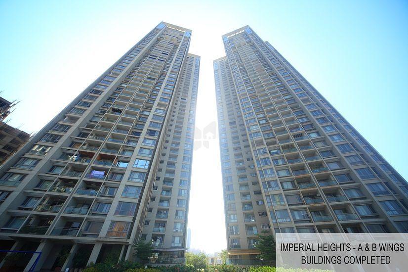 Radius Imperial Heights In Goregaon West Mumbai Price