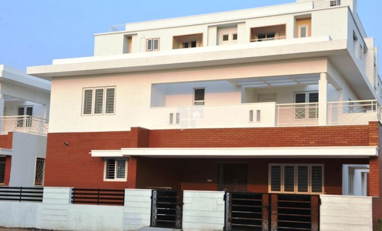 Aravind Sapphire Villas - Elevation Photo