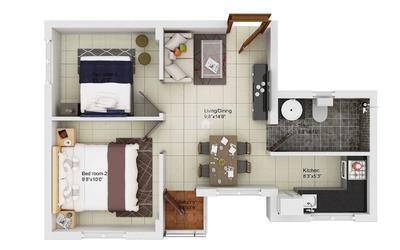 shriram-properties-samekana-in-sriperumbudur-floor-plan-2d-1c8t