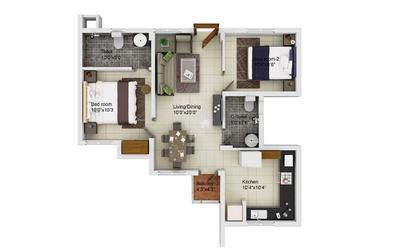 shriram-properties-samekana-in-sriperumbudur-floor-plan-2d-1c8x