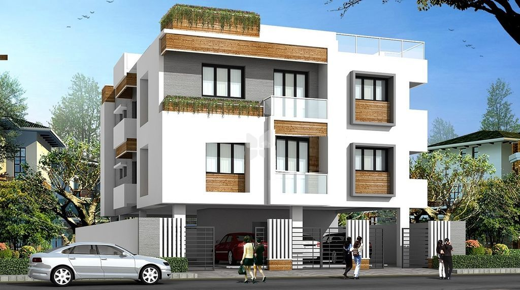 Rohini Anu Arch RK Nagar - Elevation Photo
