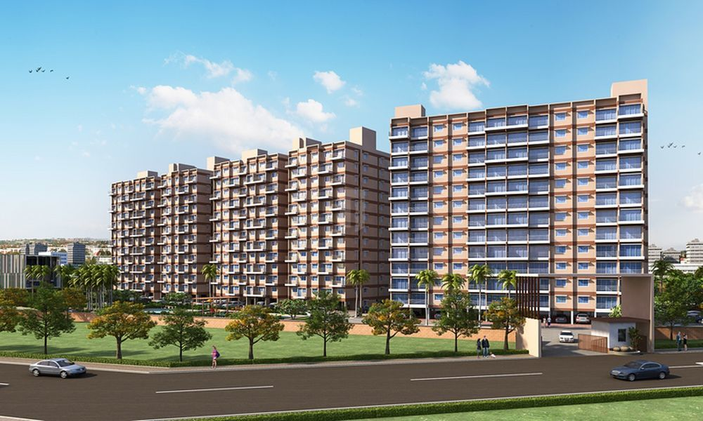 Avnee Optima Heights - Project Images
