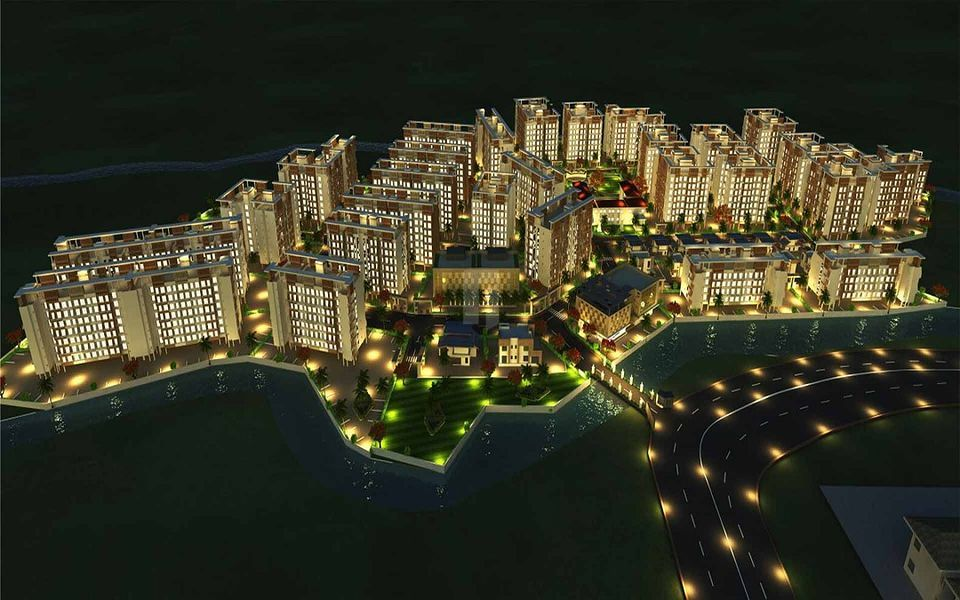 Space India Krishna Valley Phase 2 - Project Images