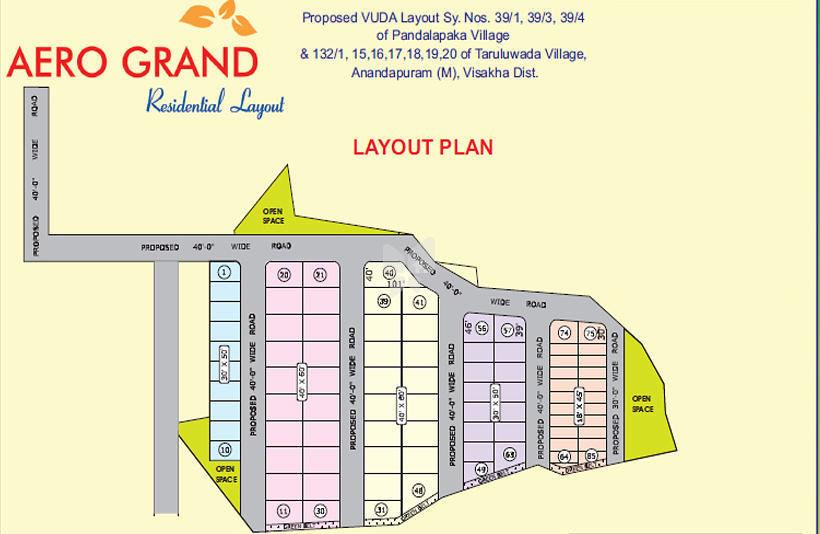 Aero Grand - Master Plan