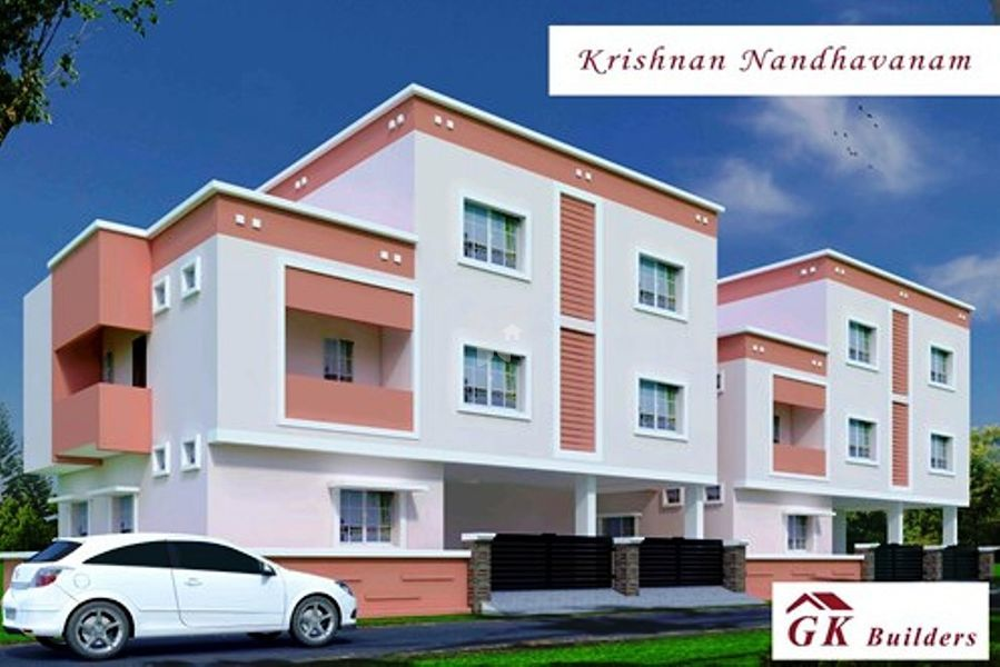 G K Krishnan Nandhavanam - Elevation Photo