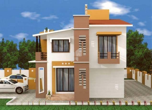 Khabiya Sapphire Villas - Elevation Photo