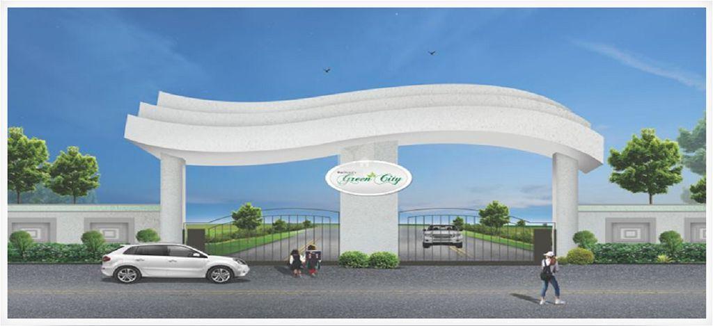 Sai Harihara Green City - Elevation Photo