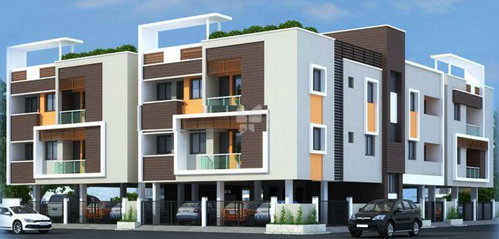 U and V Builders Nandavanam - Project Images