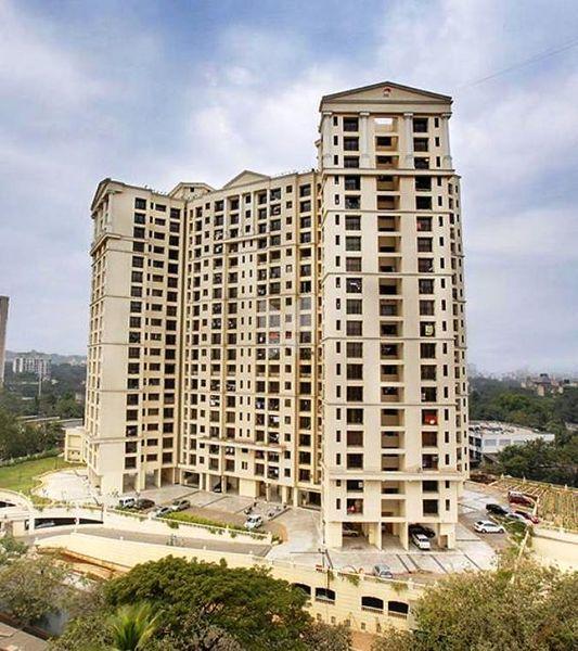 Raheja  Acropolis II - Elevation Photo