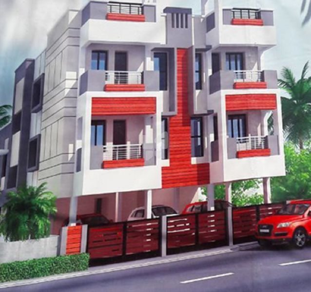 Charan Flats - Elevation Photo