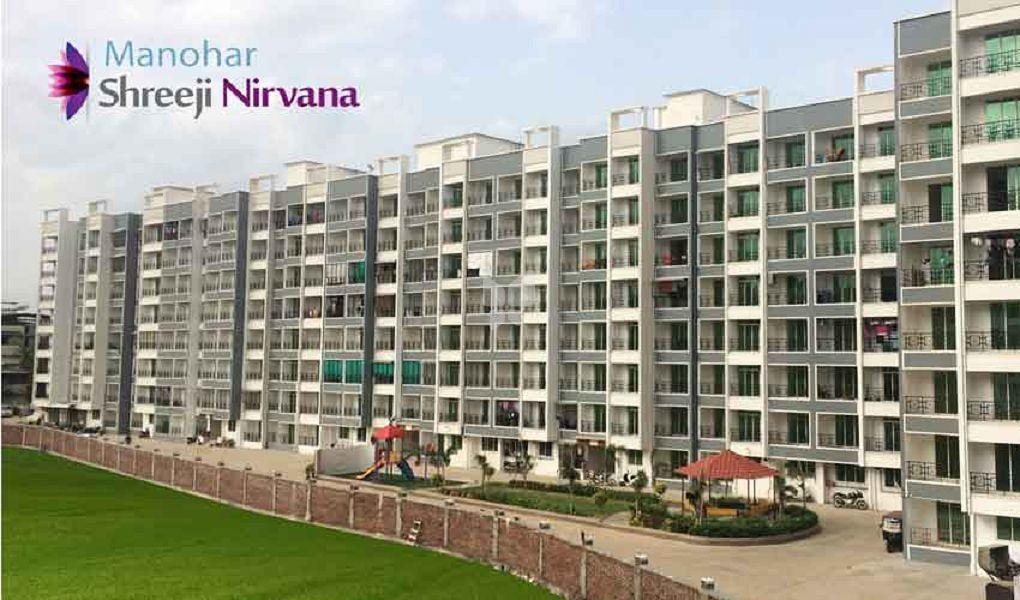Manohar Shreeji Nirvana - Project Images
