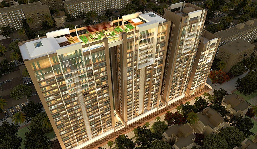 MICL Aaradhya Nine - Elevation Photo