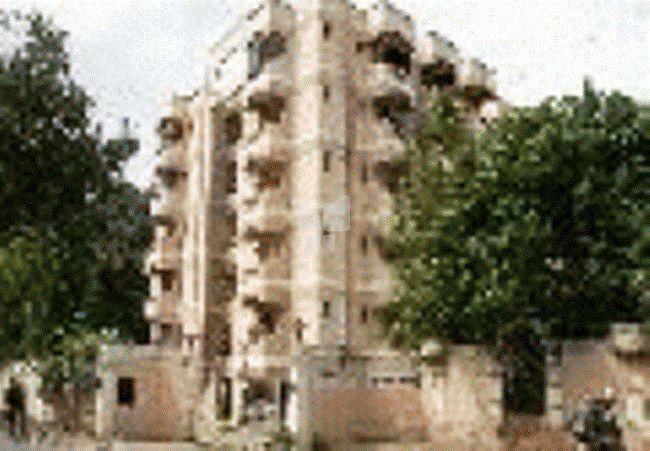 DRA Panchasheel Apartment - Elevation Photo