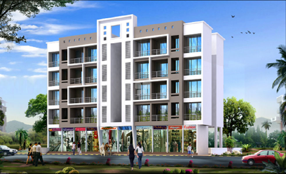 Ashiana Tulip Plaza - Elevation Photo