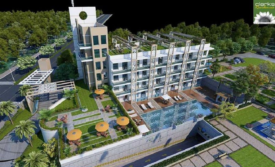 Rise Clarks Residences - Project Images