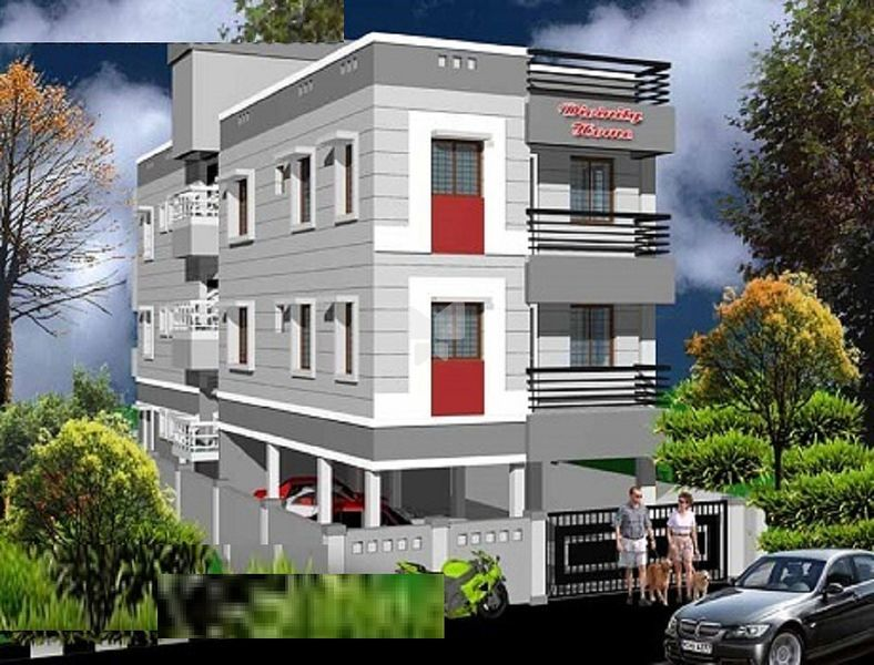 PC Korattur Apartment - Project Images