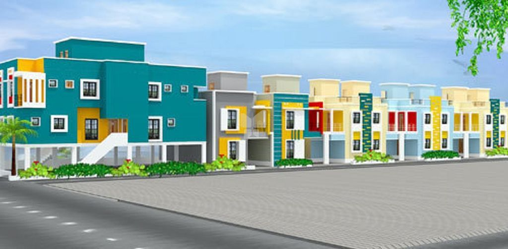 Om Sai MSS Avenue - Elevation Photo