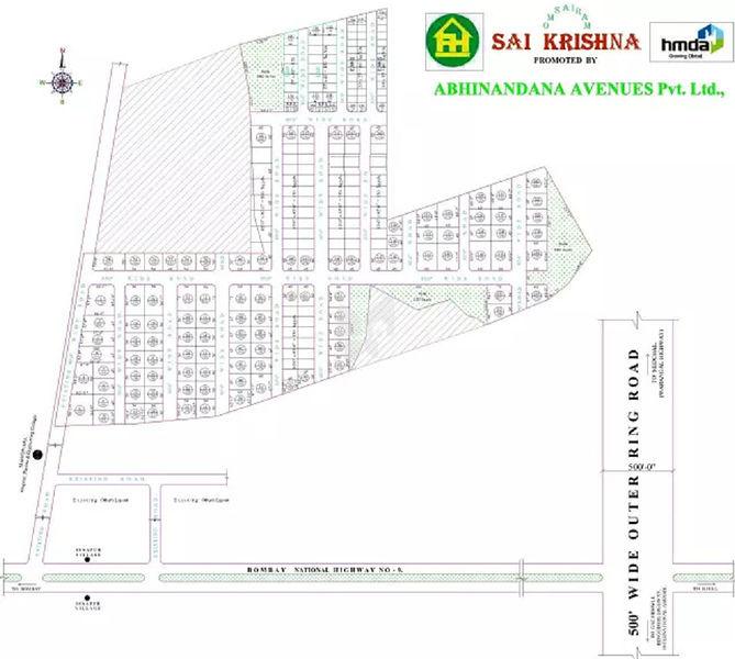 Abhinandana Sai Krishna - Master Plan