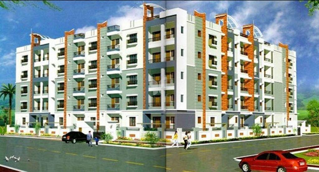 NDR Sri Sai Krupa Towers - Elevation Photo
