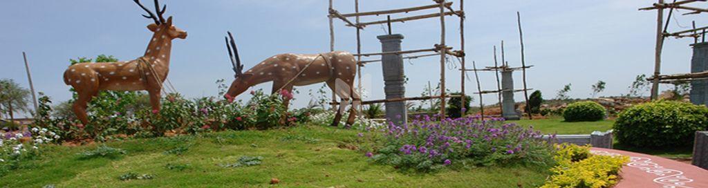 Vikhyath Haritha Vanam Medipally - Elevation Photo