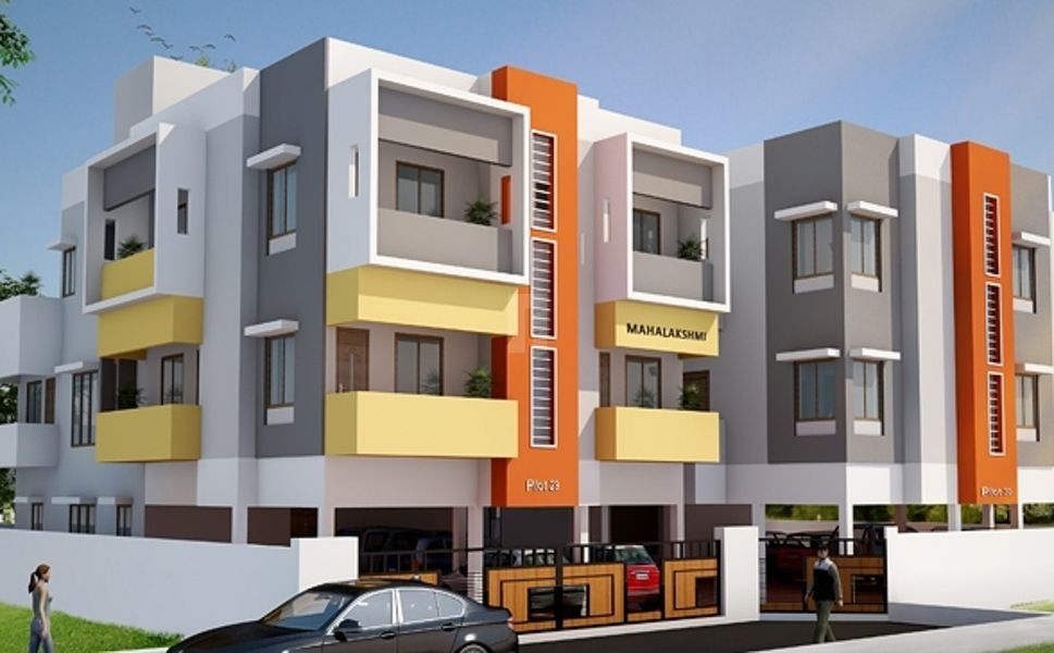 Mahalakshmi Chandrasekar Avenue - Project Images