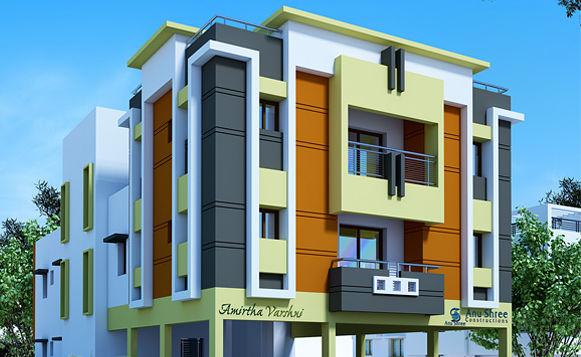 Anu Builders Amritha Varshini - Project Images