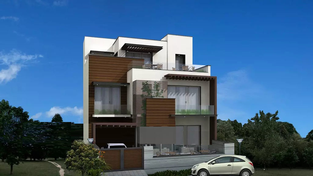 Mind Space Luxury Villa 1 - Project Images
