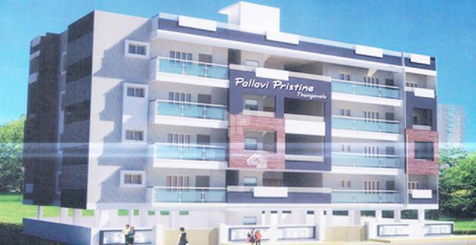 CVK Pallavi Pristine - Elevation Photo