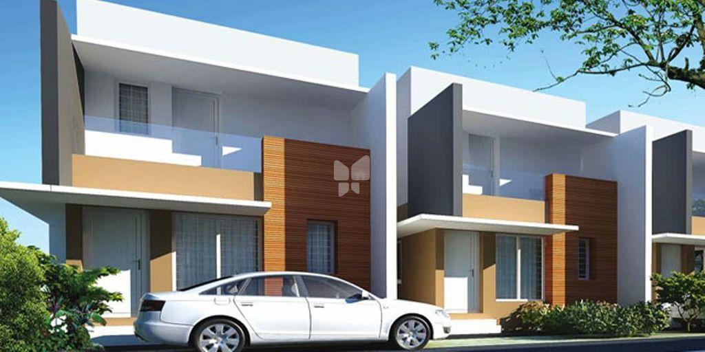 Manju Harsha Homes - Elevation Photo