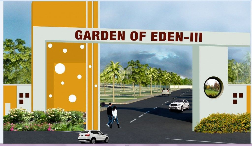 Garden of Eden-III - Project Images