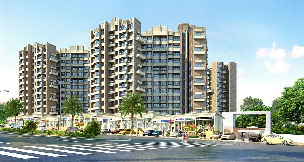Lakhani Orchid Woods - Project Images