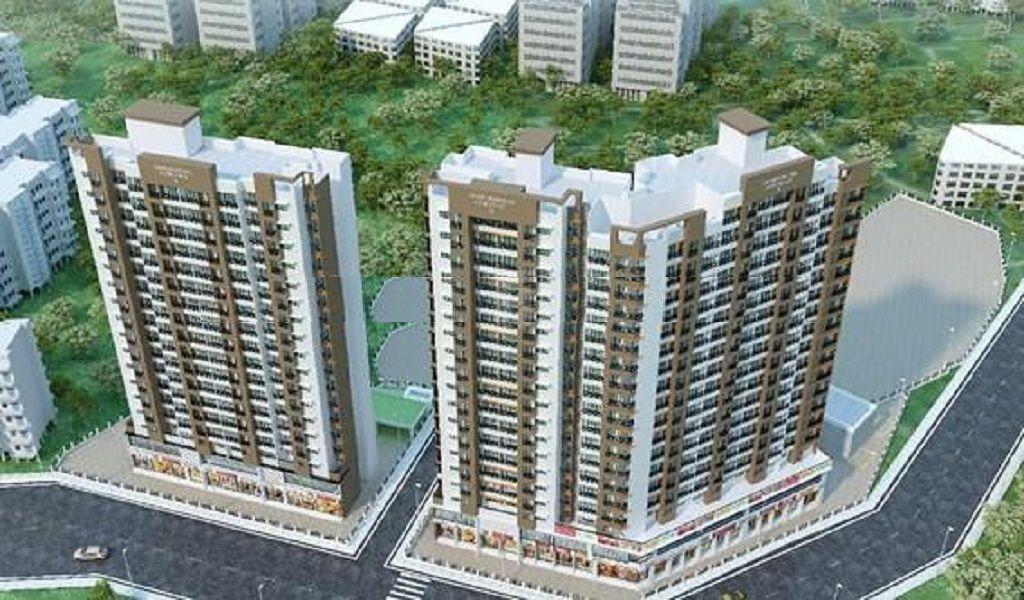 Ekveera Chandragan Residency - Project Images