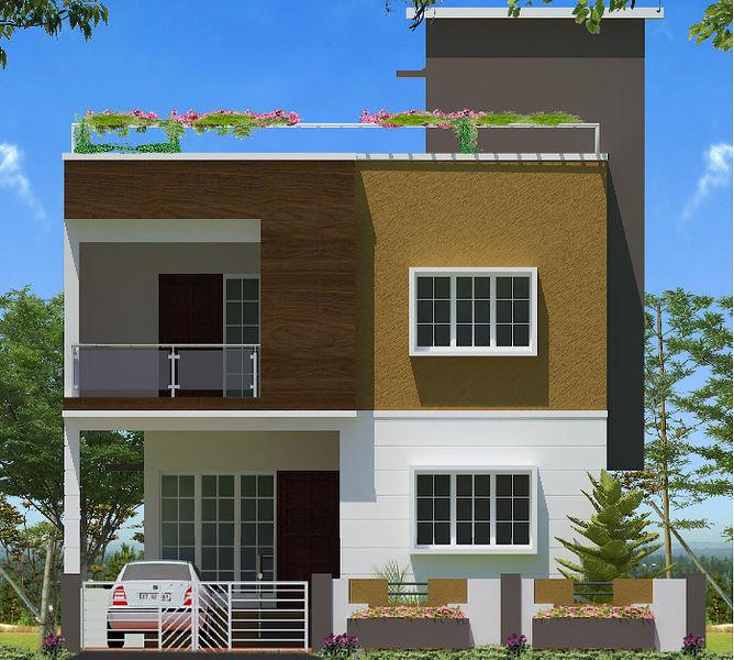Subiksha Mirra - Elevation Photo