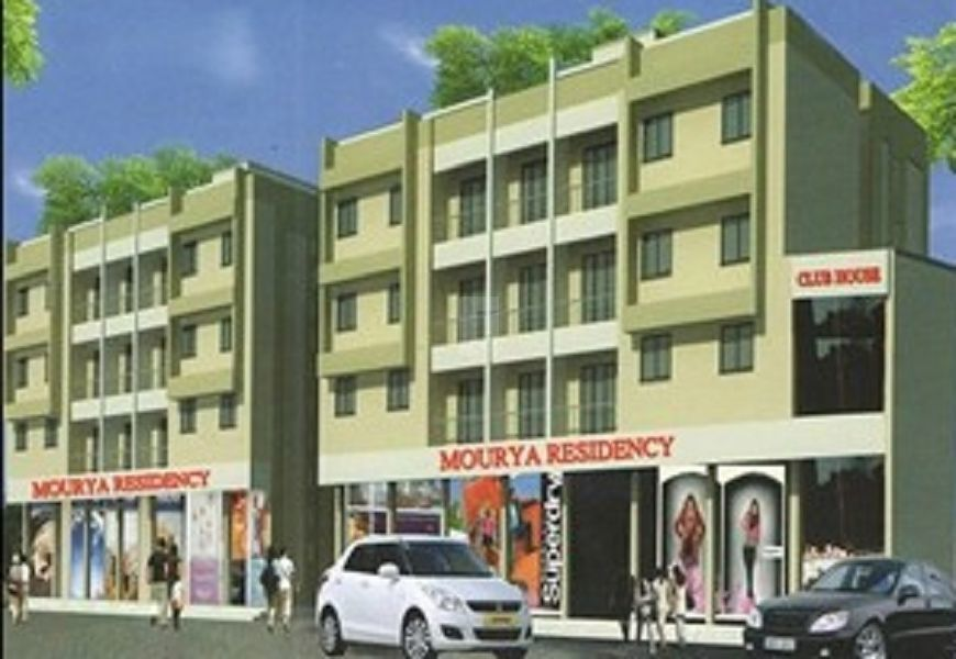 Mourya Residency - Project Images