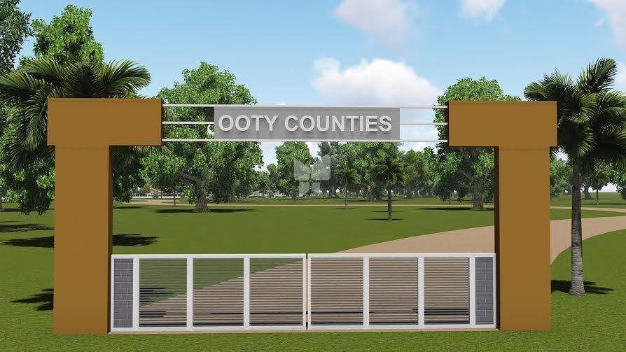 UM Ooty Counties - Elevation Photo