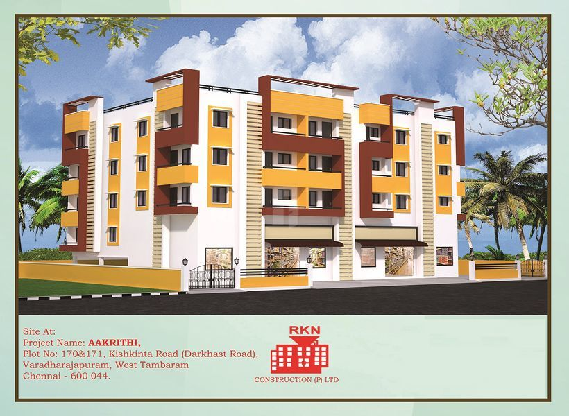 RKN Aakrithi - Project Images
