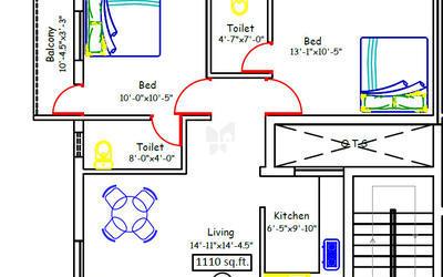 rkn-aakrithi-in-tambaram-west-floor-plan-2d-1twn