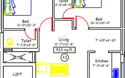 rkn-aakrithi-in-tambaram-west-floor-plan-2d-1twr