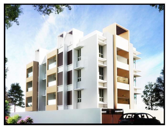 Bhaggyam Sundari - Elevation Photo