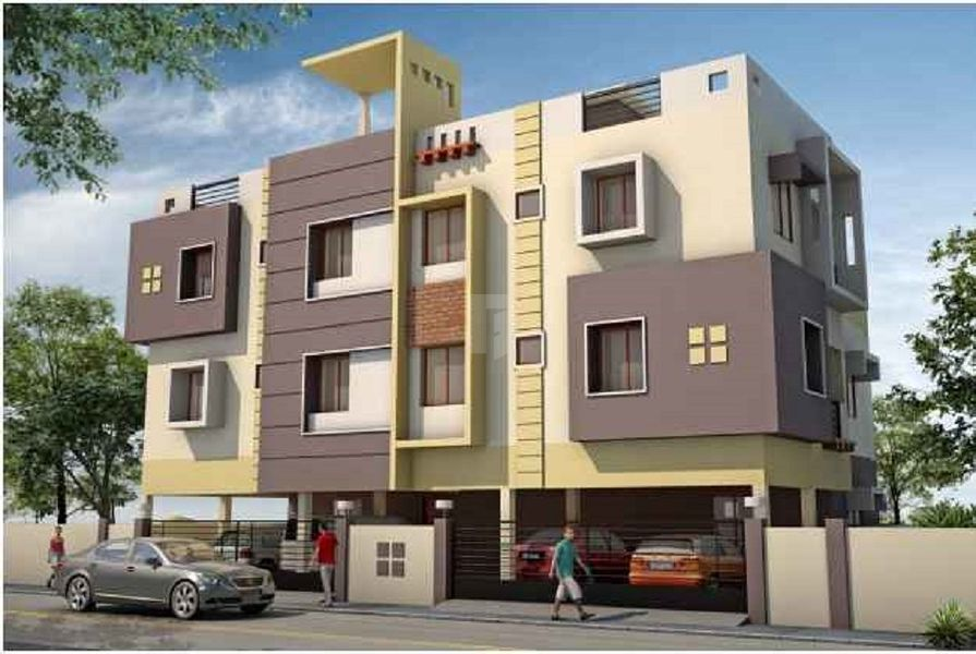Gabriel Shree Avenue Flat I - Project Images
