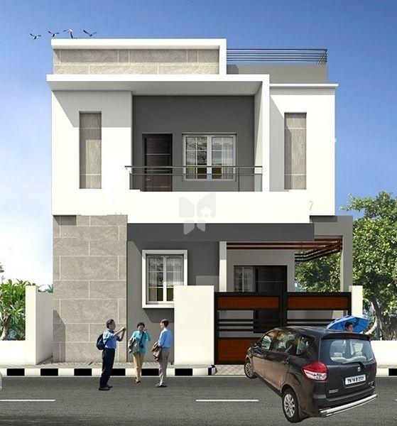 Vishnu Sai Darsan Villas - Elevation Photo